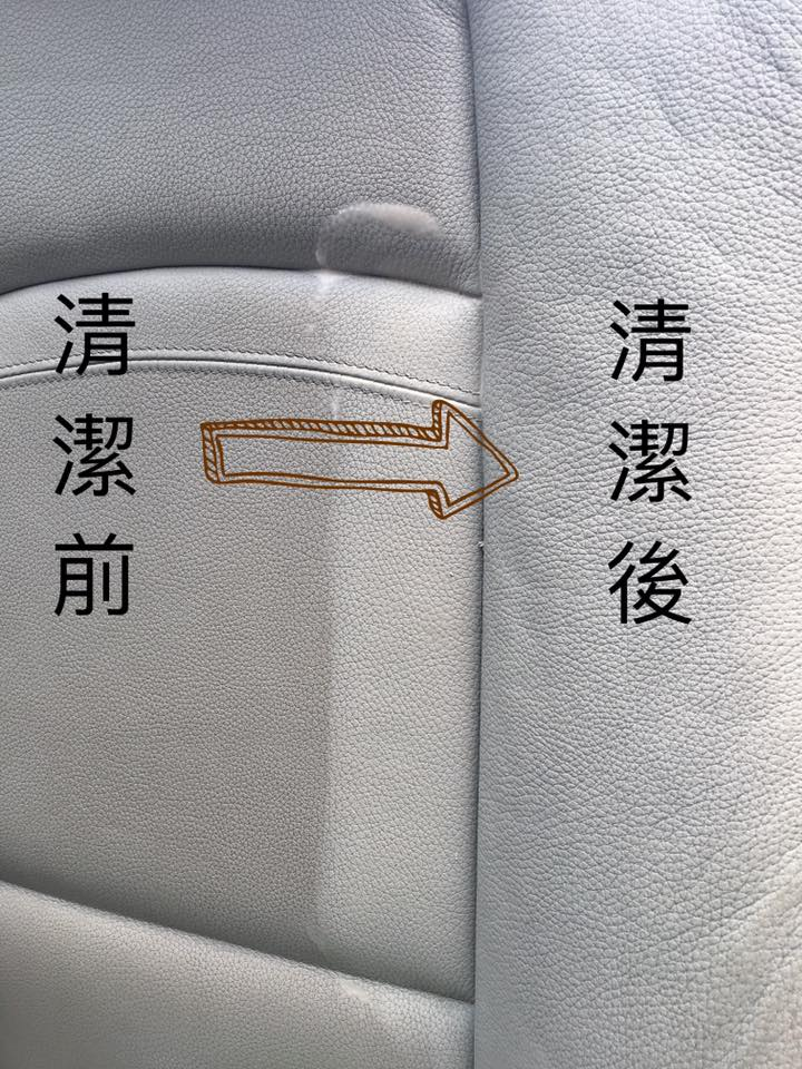 leather效果